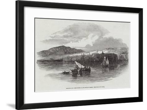 Gallipoli, the Chief Station of the Ottoman Fleets--Framed Art Print