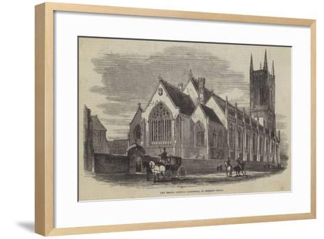 New Roman Catholic Cathedral, St George's Fields--Framed Art Print