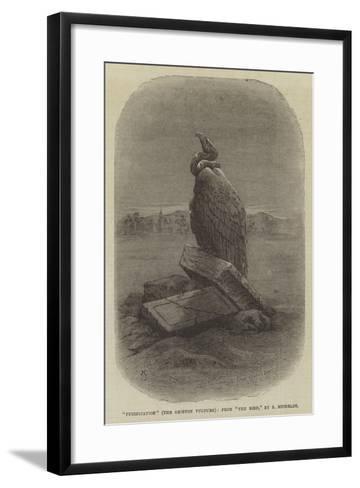 Purification (The Griffon Vulture), from The Bird--Framed Art Print