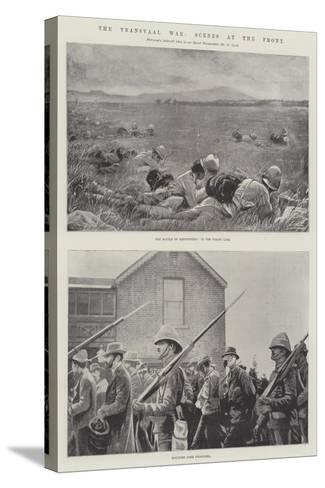 The Transvaal War, Scenes at the Front--Stretched Canvas Print