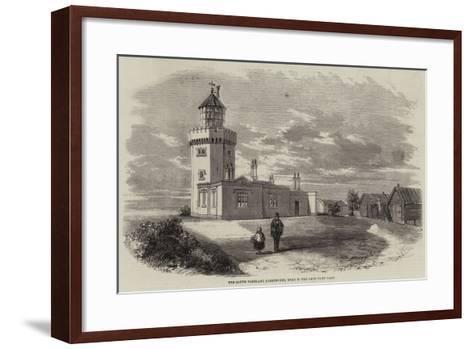 The South Foreland Lighthouse, Near Dover--Framed Art Print