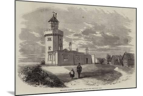 The South Foreland Lighthouse, Near Dover--Mounted Giclee Print