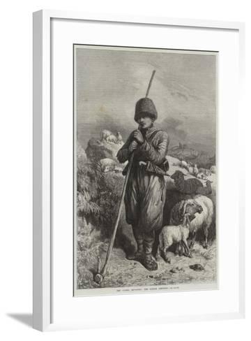 The Crimea Revisited, the Tartar Shepherd--Framed Art Print