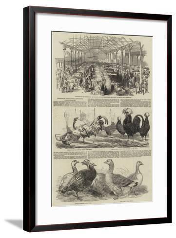 Birmingham Agricultural Association--Framed Art Print
