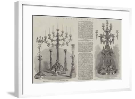 The International Exhibition--Framed Art Print