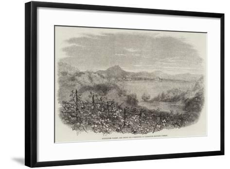 Buyukdere Valley, and Beicos Bay--Framed Art Print
