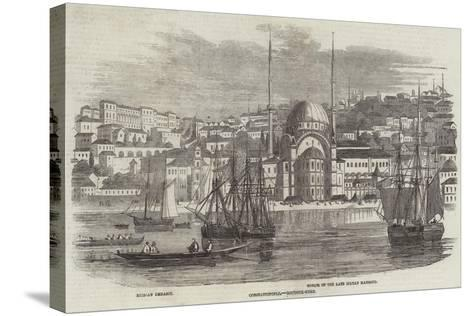 Constantinople, Bouyouk-Dere--Stretched Canvas Print