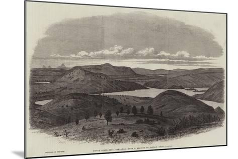 Little Windermere, Karagweh--Mounted Giclee Print