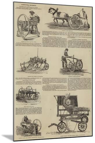 Great Exhibition of 1851--Mounted Giclee Print