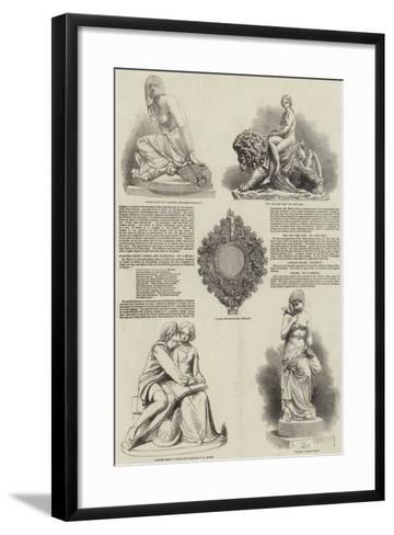Great Exhibition of 1851--Framed Art Print