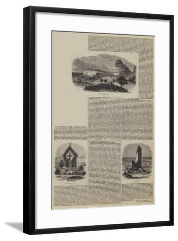 Sketches of Abyssinia--Framed Art Print