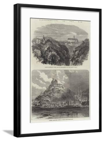 Illustrations of the War--Framed Art Print