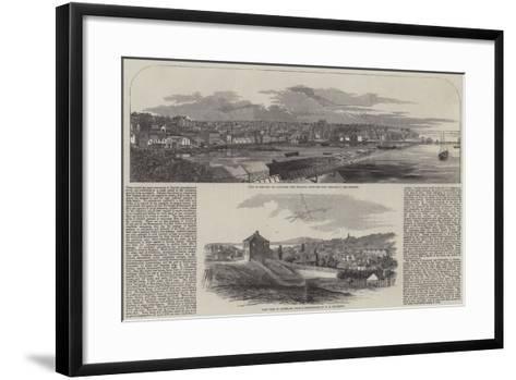 Auckland, New Zealand--Framed Art Print
