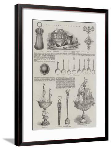 The Loan Collection--Framed Art Print