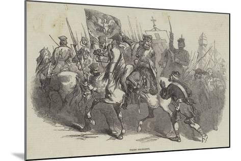 Polish Insurgents--Mounted Giclee Print
