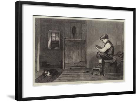 Drawing from Life--Framed Art Print