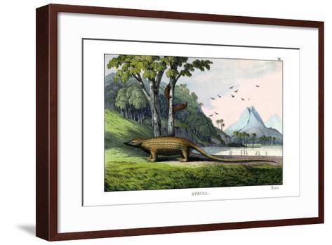 Manis, 1860--Framed Art Print