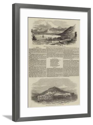 Kabylia--Framed Art Print
