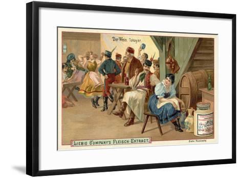 Wine: Tokay--Framed Art Print