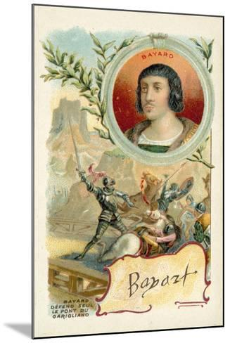 Bayard Defending the Bridge of Garigliano on His Own, 1503--Mounted Giclee Print