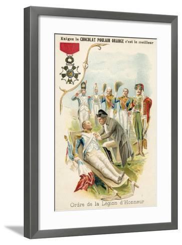 Order of the Legion D'Honneur--Framed Art Print