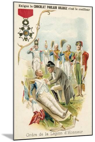 Order of the Legion D'Honneur--Mounted Giclee Print
