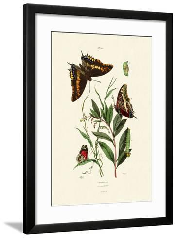 Two-Tailed Pasha, 1833-39--Framed Art Print