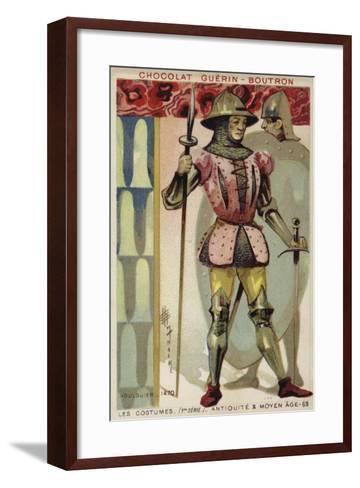 Voulgier, 15th Century--Framed Art Print