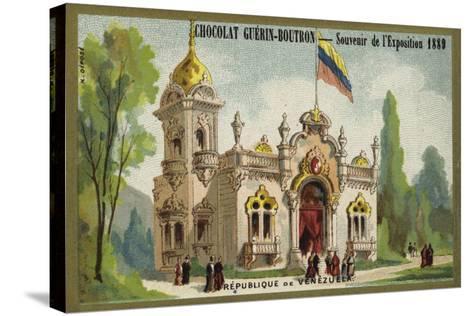 Republic of Venezuela--Stretched Canvas Print