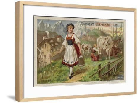 Switzerland--Framed Art Print