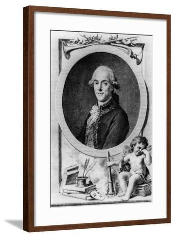 Tomas De Iriarte--Framed Art Print
