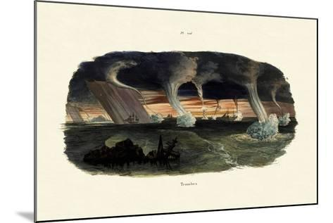 Waterspouts, 1833-39--Mounted Giclee Print