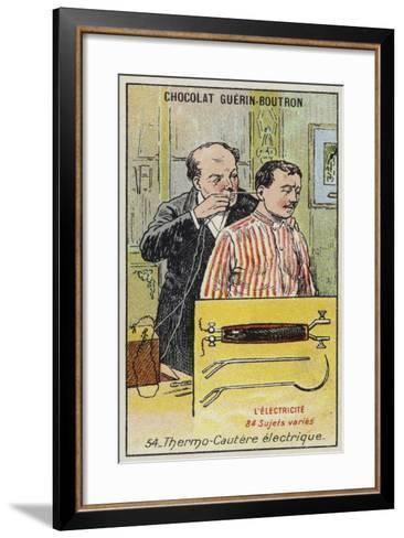 Electrocauter--Framed Art Print