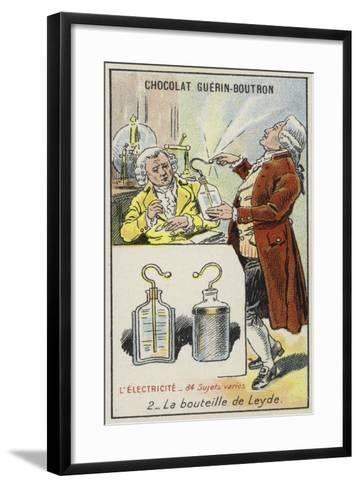 Leyden Jar--Framed Art Print