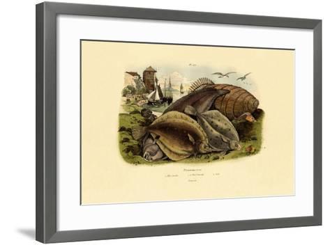 Dab, 1833-39--Framed Art Print