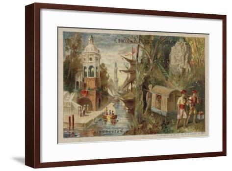 Hindustan--Framed Art Print