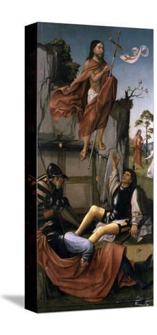 Resurrection, 1501-50--Stretched Canvas Print