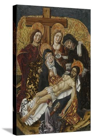 The Deposition--Stretched Canvas Print
