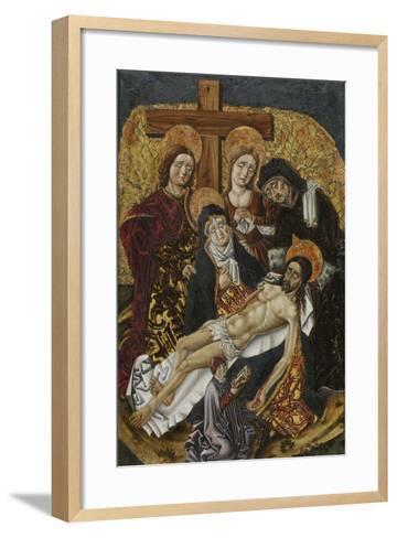 The Deposition--Framed Art Print