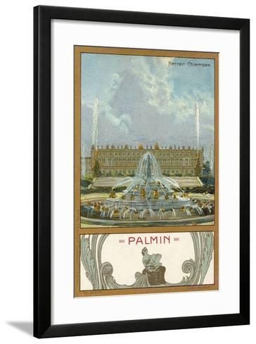 Herrenchiemsee Palace, Bavaria--Framed Art Print