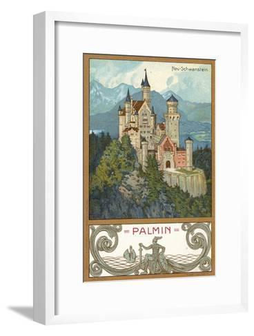 Neuschwanstein Castle, Bavaria--Framed Art Print