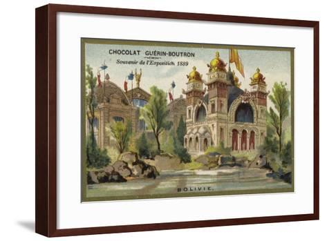 Bolivia--Framed Art Print