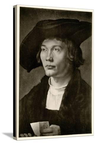 Bernard Van Orley, 1884-90--Stretched Canvas Print