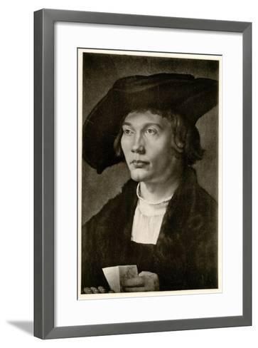 Bernard Van Orley, 1884-90--Framed Art Print