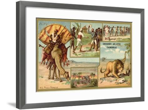 Africa--Framed Art Print