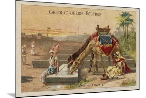 Arabia--Mounted Giclee Print