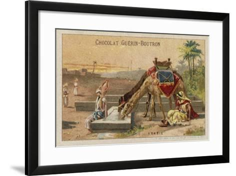 Arabia--Framed Art Print