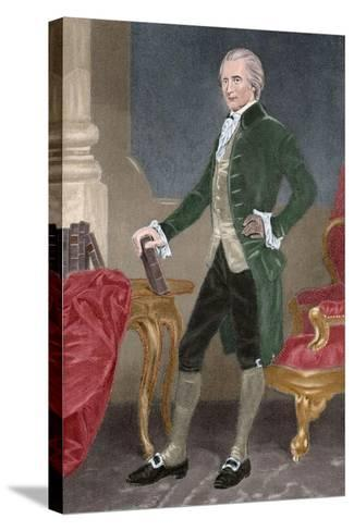 Henry Lee III (1756-1818)--Stretched Canvas Print