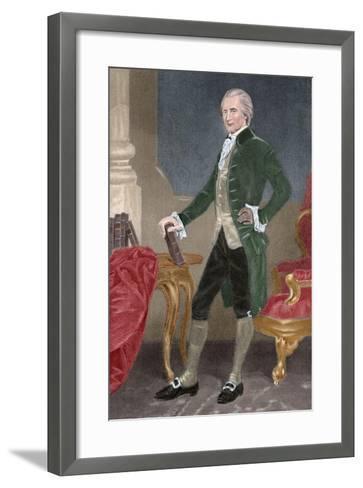 Henry Lee III (1756-1818)--Framed Art Print