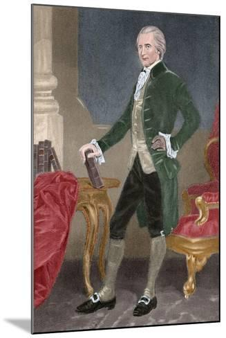 Henry Lee III (1756-1818)--Mounted Giclee Print
